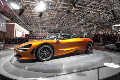 Introduce The New McLaren 720S 2017