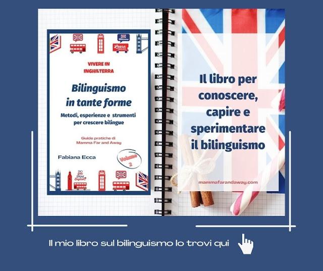 crescere bambini bilingue