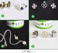 Logo Gioielli Eshop : vinci gratis i gioielli della fortuna a Quadrifoglio