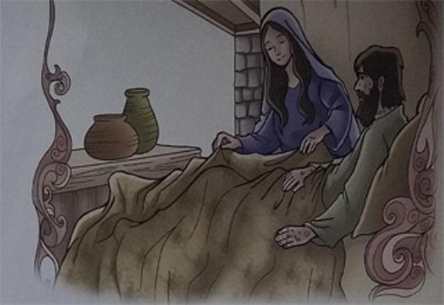 Belajar Setia dari Siti Rahmah Istri Nabi Ayyub AS 1