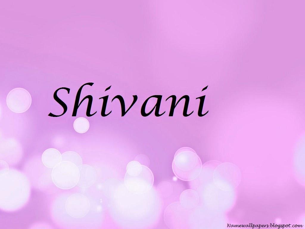 Shivani Name Wallpapers Shivani ~ Name Wallpaper Urdu Name ...