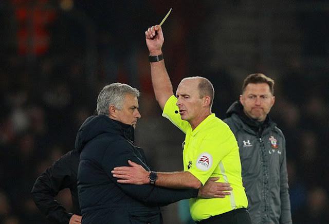 Ngoại hạng Anh dậy sóng với Mourinho: Sang phía đối thủ nhìn trộm chiến thuật 2