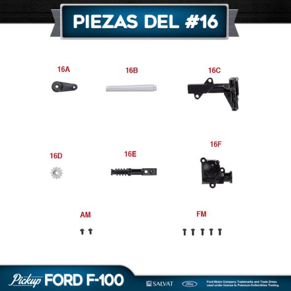 Entrega 16 Ford F-100