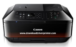 The Canon PIXMA MX721 also allows you to turn your office into a photo lab. Print professional looking