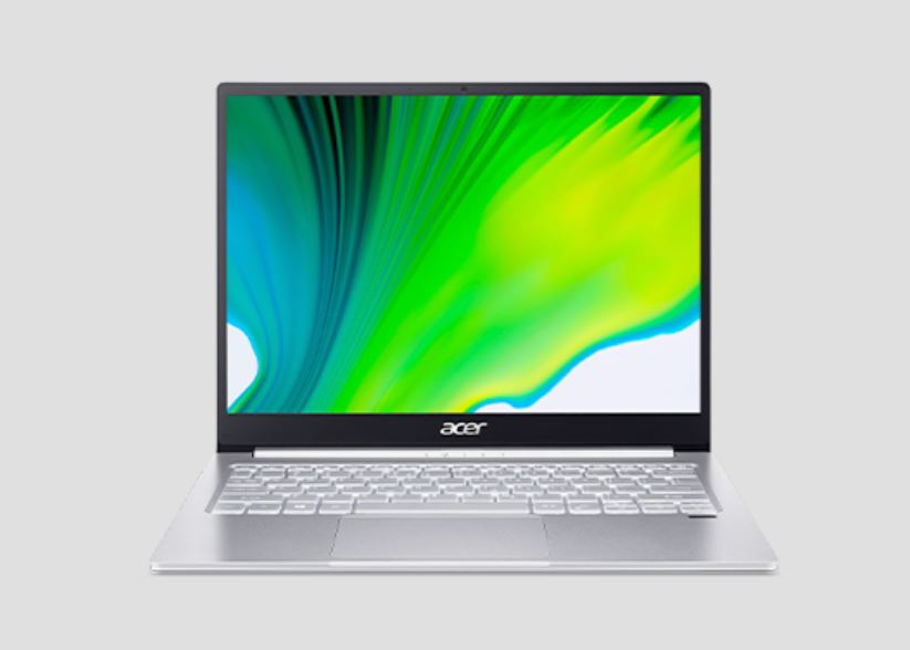 Acer Swift 3 Air 3 SF313-53 79G3, Laptop Powerful dengan Intel Gen-11 dan Layar Rasio 3:2