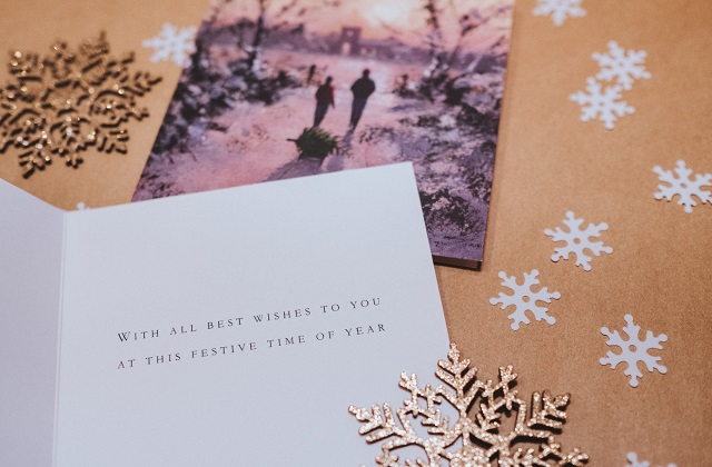 The Essence Of Christmas Cards - marketing