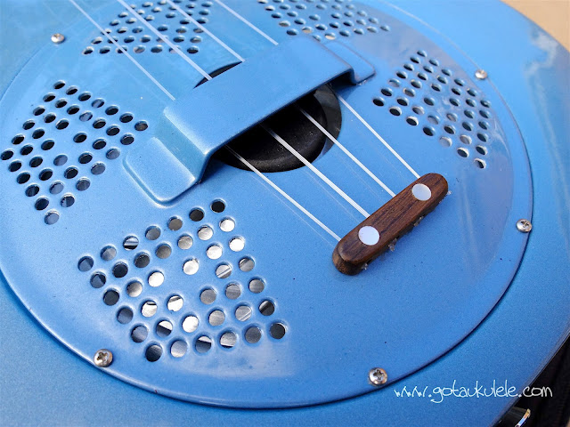 Beltona Tenor Resonator Ukulele cover