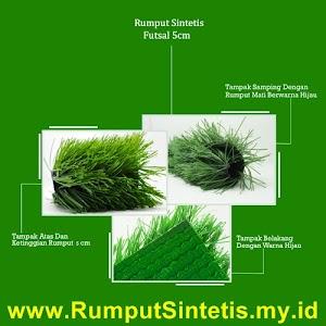 Rumput Sintetis Futsal dan Taman Jakarta