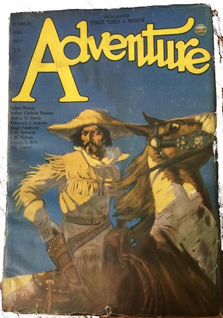 Adventure March 20, 1923