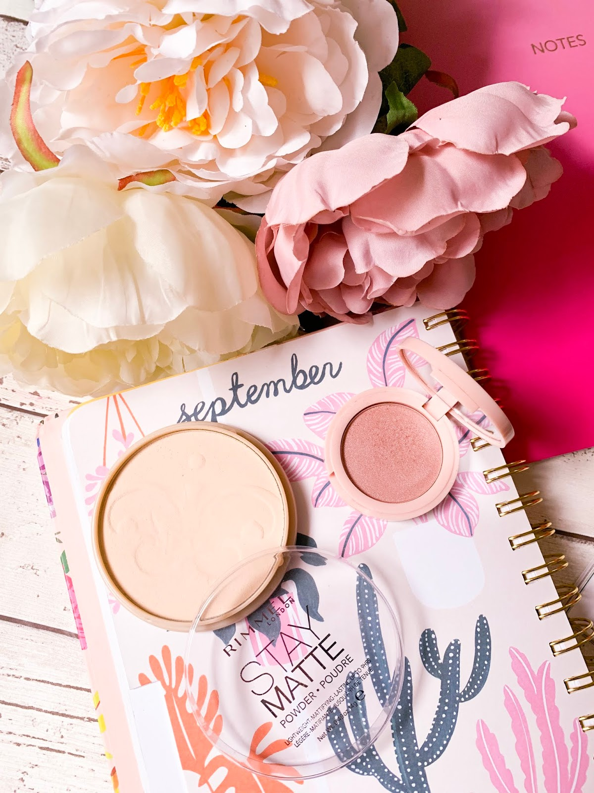 September Makeup Favourites - Face Products