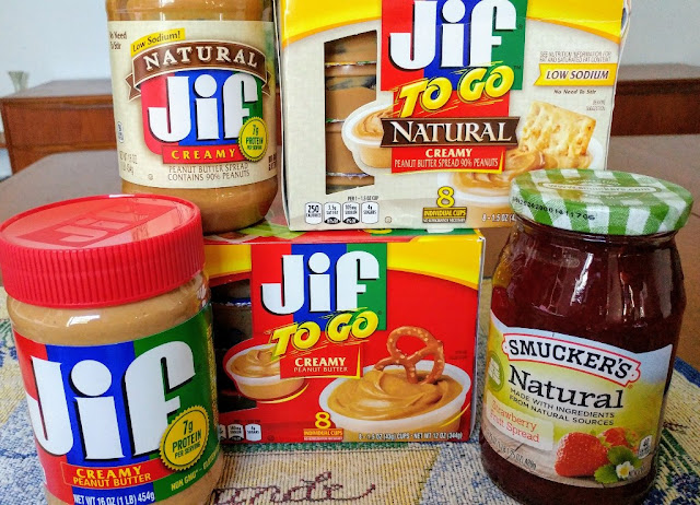 #ad Jif and Smuckers #PBJLove