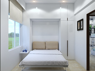bedroom design false ceiling