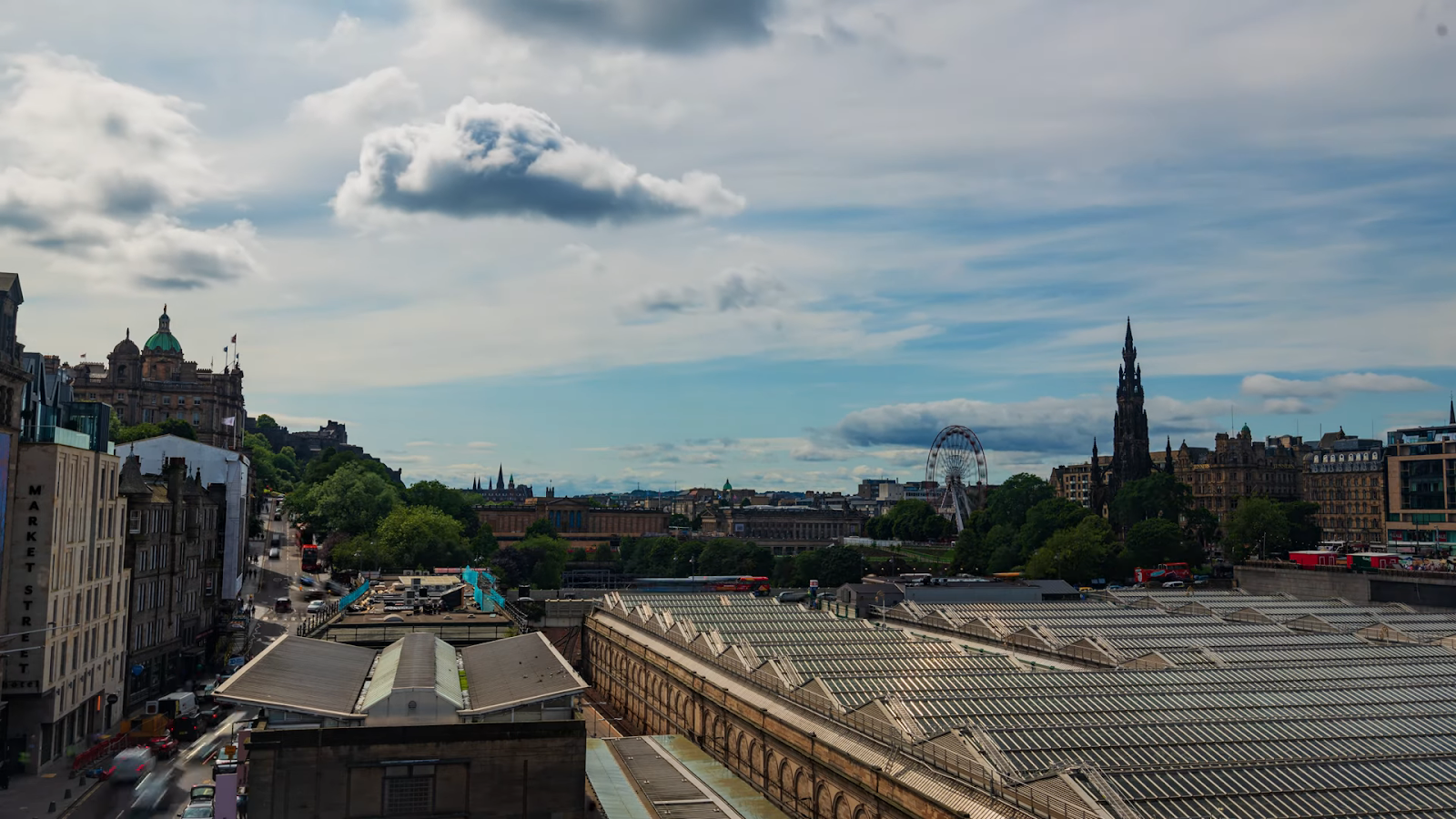 Edinburgh, 3rd most sustainable city 2018