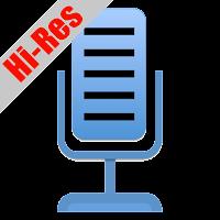 تحميل تطبيق مسجل صوت عالي الجودة  Hi Res Audio Recorder Voice Effect, Field Record 0.10.76.apk