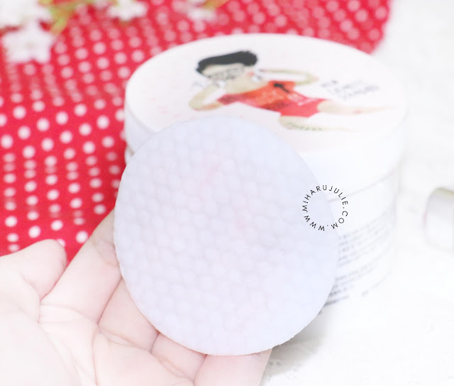 cosrx one step pimple clear pad ingredients