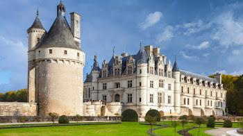 El Majestuoso Castillo de Chenonceau