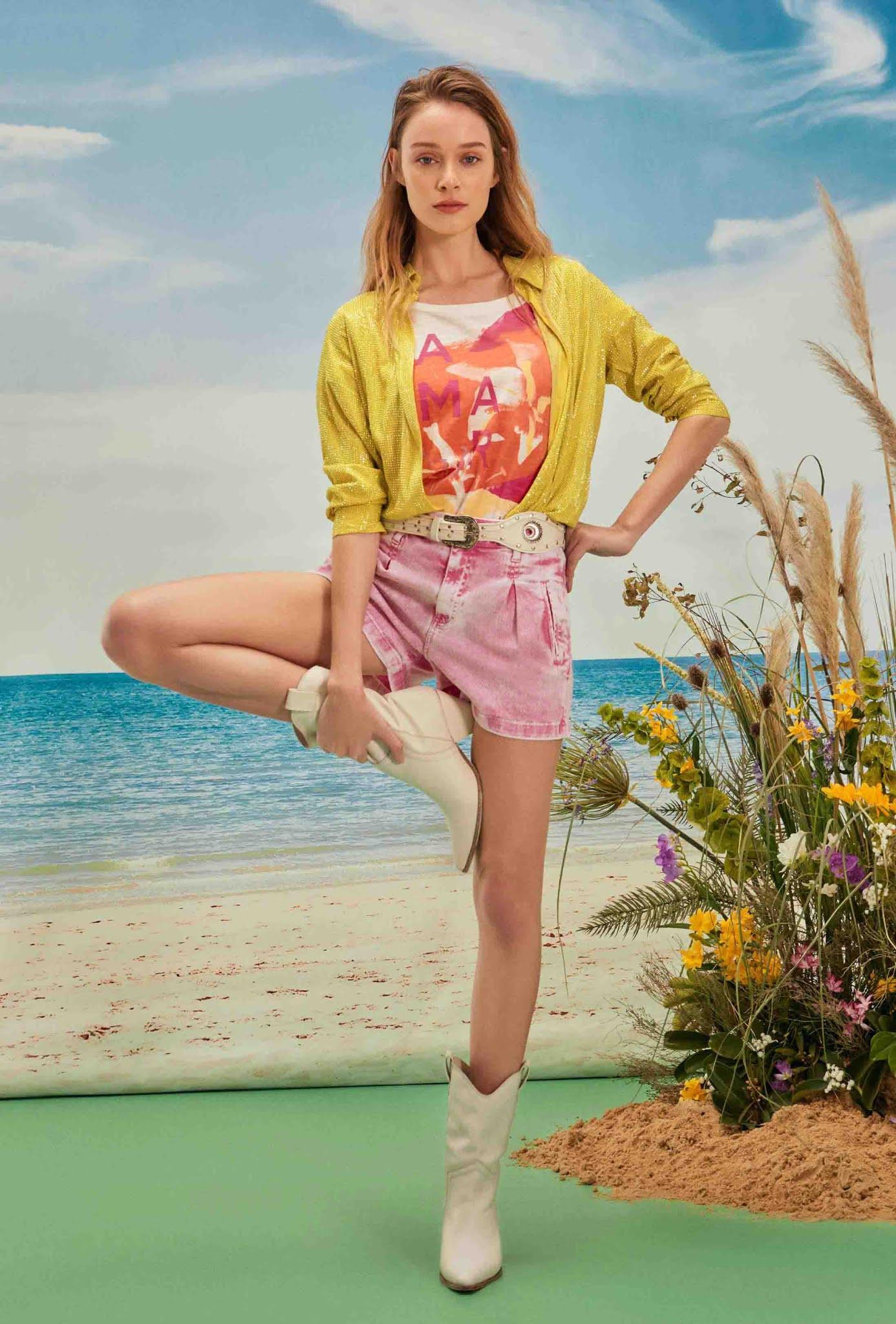Looks de moda primavera verano 2021 moda mujer