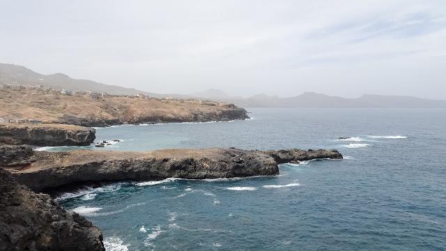Towards Ponta Verde