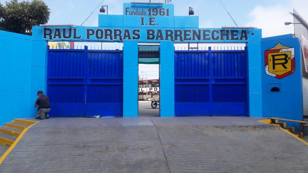 Colegio RAUL PORRAS BARRENECHEA - Carmen de La Legua Reynoso