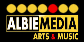 AlbieMedia Arts & Music logo