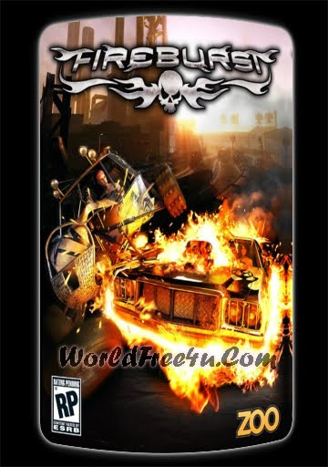 Cover Of Fireburst Full Latest Version PC Game Free Download Mediafire Links At worldofree.co