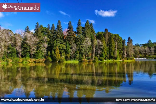 Lago Negro em Gramado/RS