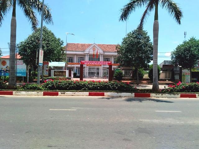 UBND phường Hắc Dịch Phú Mỹ