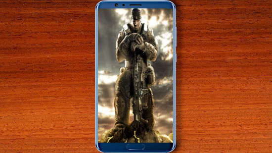 Gears of War - Marcus Fenix - FHD pour Mobile