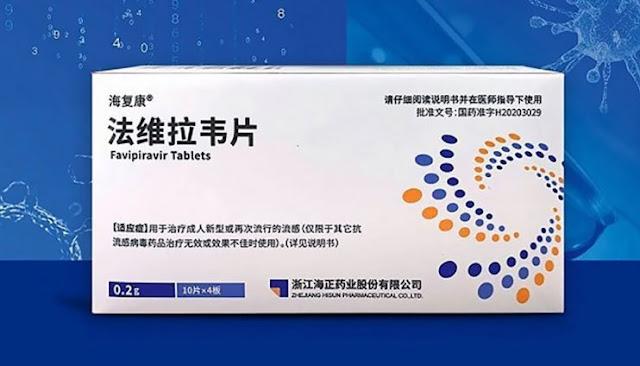 Coronavirus: Favipiravir approvato in Cina come trattamento