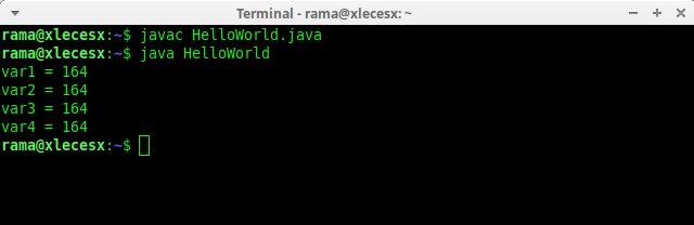 binary_octal_decimal_hexadecimal_java