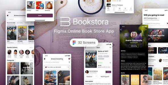 Best Online Book Store App