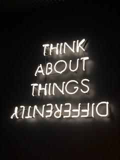 Think,though, overthinking