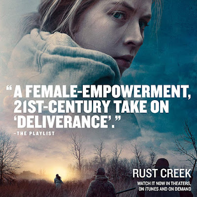 Rust Creek 2018 Movie Poster 2