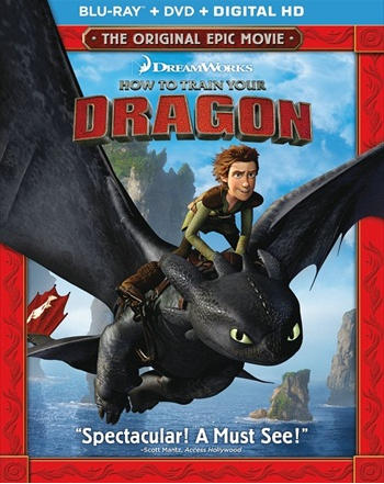 How To Train Your Dragon 2010 Dual Audio Hindi 720p BRRip 750mb