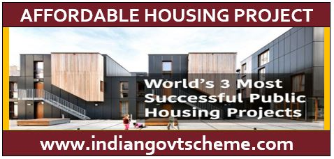 AFFORDABLE HOUSING PROJECT