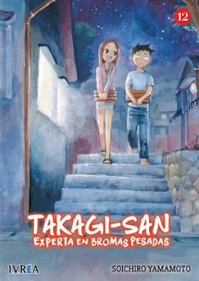 "Review de ""Takagi-san, experta en bromas pesadas"" (Karakai Jouzu no Takagi-san)"