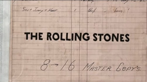The Rolling Stones Ft. Jimmy Page - Scarlet song Lyrics