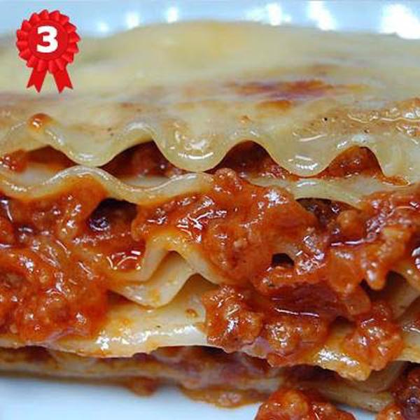 Bon Doys: Beef Lasagna