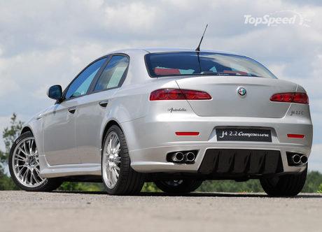 beautifull cars: alfa romeo 159