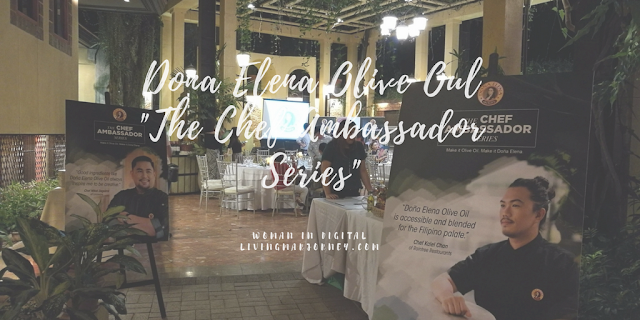 Dona Elena Olive Oil Launched the Chef Ambassador Series