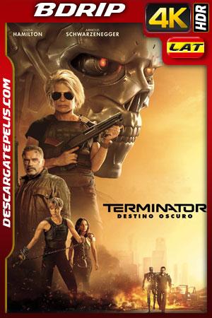 Terminator: Destino oculto (2019) 4k BDrip HDR Latino – Ingles