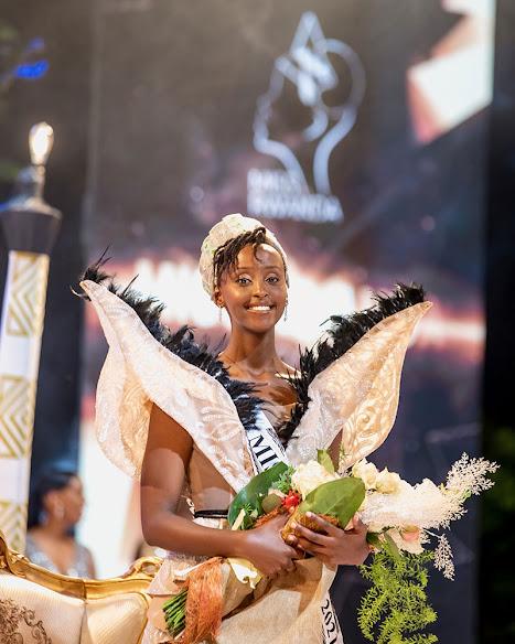Miss Rwanda 2021
