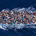 Cifra aplastante: El 75% de los europeos en contra de la entrada de inmigrantes y refugiados