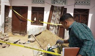 तारापुर मां-बेटी हत्याकांड में आरोपी पुल्लू सहित तीन लोग गए जेल  | #NayaSaberaNetwork