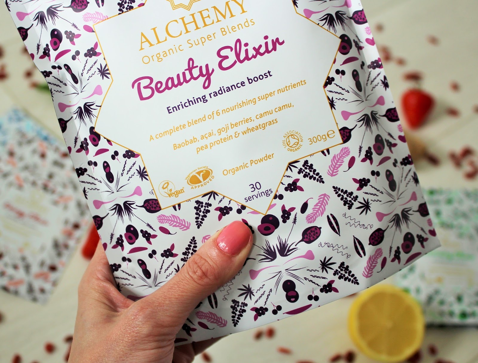 Get Summer Ready With Alchemy Super Blends Natural Supplements