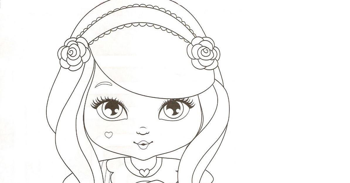 Desenhos Da Jolie Para Imprimir