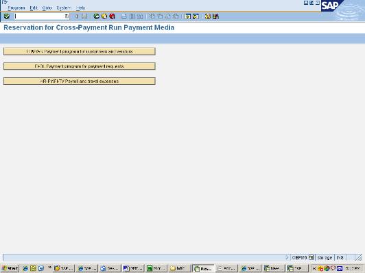 SAP FI: Payment Medium – DMEE Configuration   Sachin H Patil