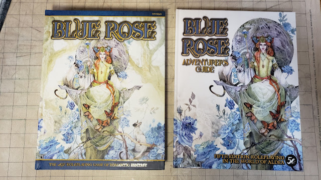 Blue Rose Core and Blue Rose Adventure's Guide