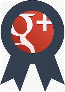 Lencana Google Plus