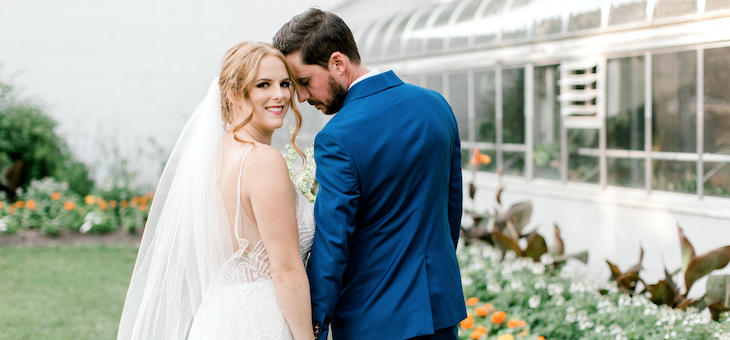 Wonderfully Inspired Wedding Ideas in Downtown Winnipeg
